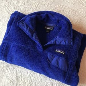 Patagonia Fleece Pullover Sz Small